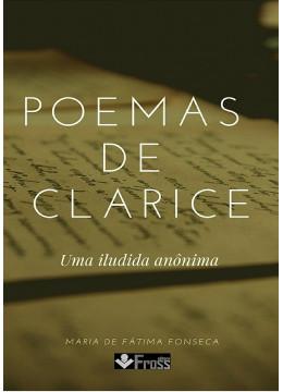 Poemas de Claríce: uma Iludida Anônima
