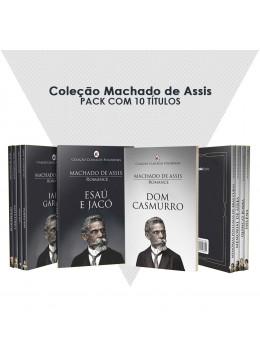 Coleção Machado de Assis Romance Completa - 10 Livros