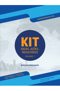 KIT: Ideias • Ações • Resultados Vol. I