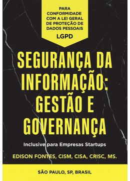 Segurança da Informação: Gestão e Governança
